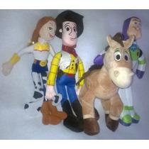 Toy Story 4 Personajes Jesse Wody Buzz Y Tiro 40h Nuevos