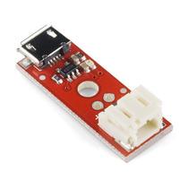 Cargador De Batería De Lipo Desde Micro Usb