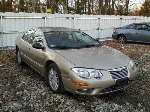Chrysler 300m 1998-2004: Riel De Inyectores Foto 6