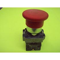 Boton Xb2-bc42 Telemecanique