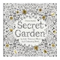 Libro Secret Garden An Inky Treasure Hunt, Johanna Basford