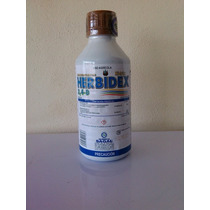 Herbidex 1lt Herbicida 2,4-d Amina No Volátil Maleza H.ancha