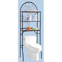 Mueble Ahorrador De Espacio Para Baño Repisas Organizador