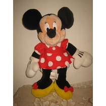 Minnie Mouse Peluche Mimi Mimy Mickey Mouse Disney Store