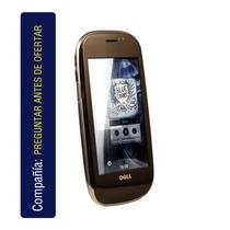 Dell Mini 3ix Cám 3.1mpx Gps Wifi Bluetooth Android Whatsapp
