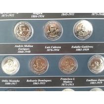 Monedas Conmemorativas Bicentenario De Independencia