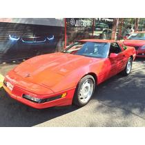 Chevrolet Corvette 1991 Piel,ee,ac,ca/reversa V8, Aut, Impec