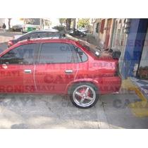 Chevy Sedan Monza Te Vendo El Spoiler Deportivo Con Stop