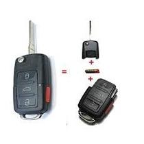 Llave Completa Con Control Y Chip Jetta A4,beetle,golf,passa