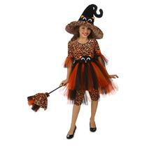 Disfraz Brujita Niña Bruja Halloween