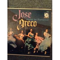 Lp Jose Areco Flamenco