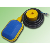 Pera De Nivel/electronivel Flotador Con 10metros De Cable