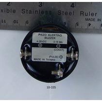 Chicharra Piezoelectric Arduino