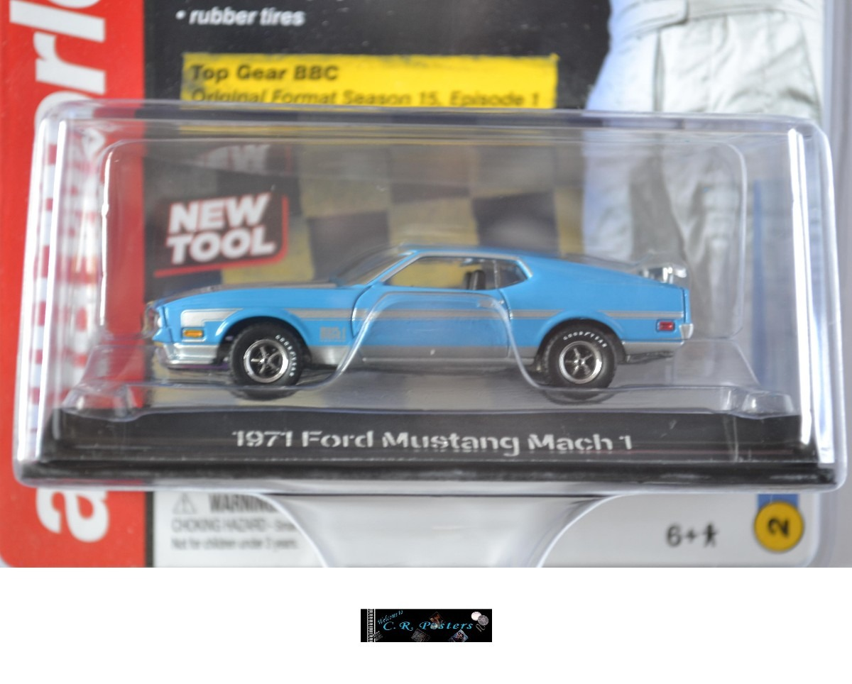 1971 Ford mustang mach 1 colors #3