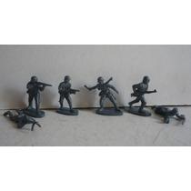 Soldado Aleman - Segunda Guerra Mundial Muñeco Juguete