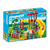 Playmobil 5568. Zona De Juegos Guardería. Playmotiendita