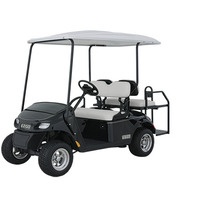 Carrito De Golf Para 4 Personas Ezgo Txt 2+2 ¡nuevo! 2016