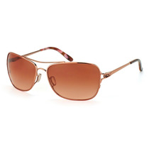 Oakley Conquest Polished Rose Gold - Vr50 Brown Gradient