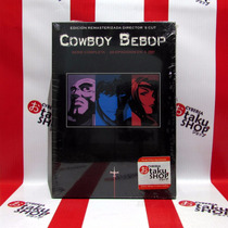Cowboy Bebop Serie Completa Boxset Dvd Anime Subt Español