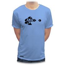 Mega Man / Playeras Y Blusas /