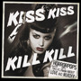 Horrorpops - Kiss Kiss Kill Kill Lp Nuevo Psychobilly Rancid