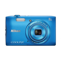 Tb Camara Nikon Coolpix S3600 20.1 Mp