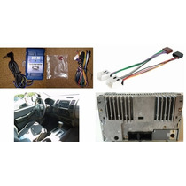 Interface Mando Volante Arnes Nissan X-terra Año 2002 A 2007