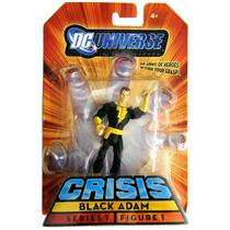 Black Adam Dc Universe Crisis Series 1 Figure 1 3 3/4