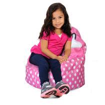 Silla Sillon Sofa Asiento Para Niña Disney Minnie Mouse Banc