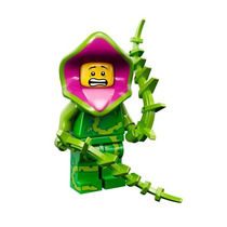 Lego 71010 Minifigures Serie 14 Monsters Planta Carnívora #5