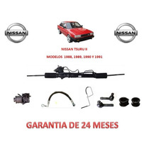 Kit Direccion Hidraulico Completo Original Nissan Tsuru Ii