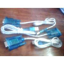 Convertidor Usb A Serial Rs232 3 Piezas