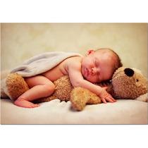 14484 Bebé Durmiendo Oso Teddy Rompecabezas 1000 Pzas Educa