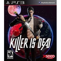 Killer Is Dead Limited Edition Ps3 Nuevo Citygame