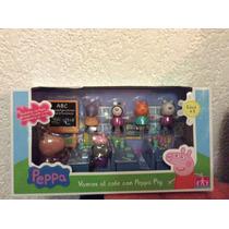 Schoolhuse Escuela Casa De Peppa Pig Es 100% Original !!!!!