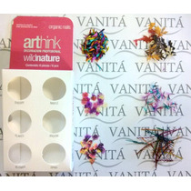 Decoración Arthink Wild Nature Organic Nails Uñas Acrílico