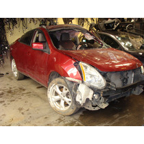 Nissan Rogue, 2010 Autopartes, Suspension Motor Rin Clima