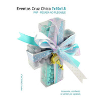 6 Caja De Acetato En Forma De Cruz,caja De Cruz,caja De Mica