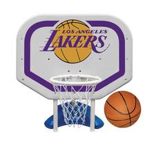 Canasta De Basketball Para Alberca Equipos Nba Unica