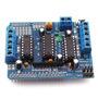 Módulo Puente H L293d, Controla 4 Motores Dc, Arduino, Pic.