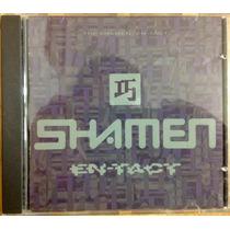 Cd Shamen En-tact 1991 Importado Buenas Condiciones