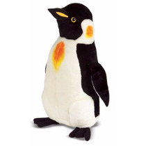 Peluche Pinguino Hecho A Mano Melissa & Doug