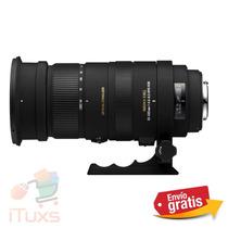 Ituxs I Lente Sigma 50-500mm F/4-6.3 Nuevo I Envio Gratis