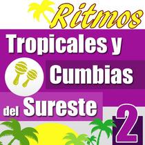 Ritmos Tropicales, Ritmos Cumbias Para Teclados Yamaha Vol.2