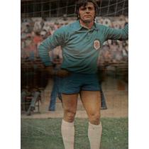Revista Futbol México Marín Cruz Azul Atlético Español 1975
