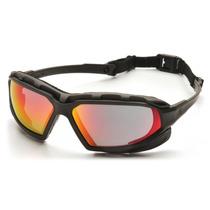 Lente Seguridad Sky Red Miror Goggle Highlander Plus Pyramex