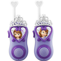 Princess Sofia Walkie Talkies (par)