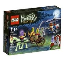 Combatientes Lego Monster La Momia 9462