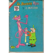 La Pantera Rosa. Comic. Tamaño Avestruz. # 3-22 (año-1980)