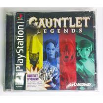 Gauntlet Legends Ps1 Psone Playstation Retromex Tcvg
